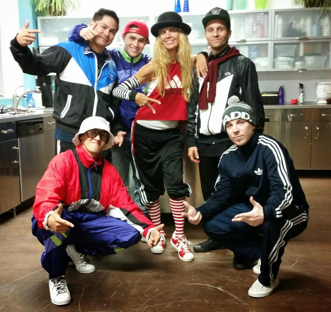Hip Hop Music & Dance