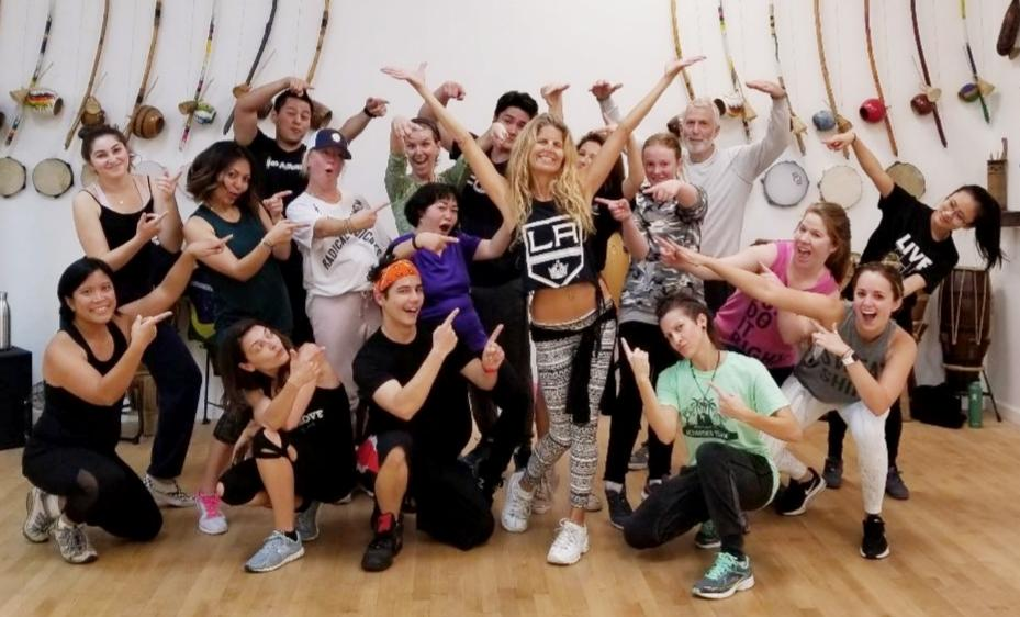 Adult Hip Hop Dance Classes