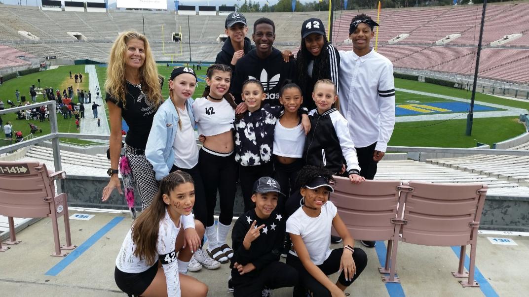 Teen Hip Hop Dance